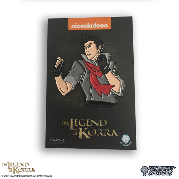 Mako - The Legend of Korra Pin