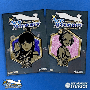 1st Edition Ace Attorney Bundle: Pearl and Maya
