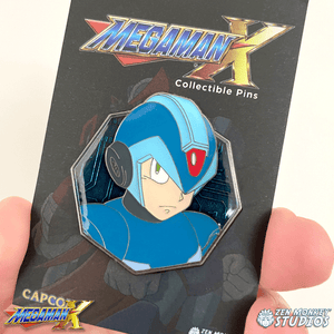 X's Circuit Board: Mega Man X Pin