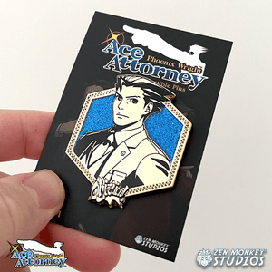 1st Edition Ace Attorney Bundle: Wave Two