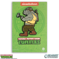 Rocksteady - TMNT Pin