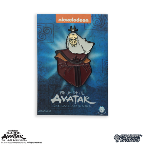 Roku - Avatar: The Last Airbender Pin