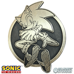 Limited Edition Emblem: Sonic - Sonic the Hedgehog Enamel Pin