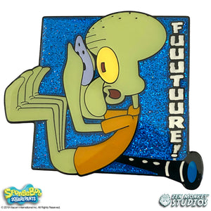 FUTURE!  - Spongebob Squarepants Pin