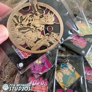 Stay At Home Sale:  Jojo's Bizarre Adventure - Father + Son Combo:  (12 Available)