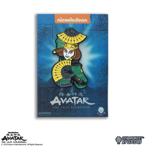 Suki - Avatar: The Last Airbender Pin