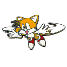 Load image into Gallery viewer, Flying Tails: Classic Sonic The Hedgehog Collectible Pin