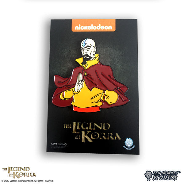 Tenzin - The Legend of Korra Pin