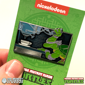 Donatello Does Machines: TMNT Collectible Enamel Pin