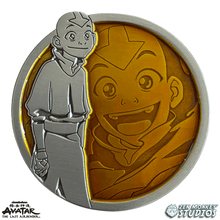 Load image into Gallery viewer, Aang - Portrait Series (Translucent Pin): Avatar The Last Airbender Pin