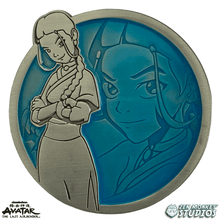 Load image into Gallery viewer, Katara - Portrait Series (Translucent Pin): Avatar The Last Airbender Pin