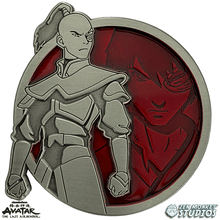 Load image into Gallery viewer, Zuko - Portrait Series (Translucent Pin): Avatar The Last Airbender Pin