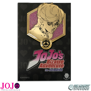 Golden Trish Una - JoJo's Bizarre Adventure Pin