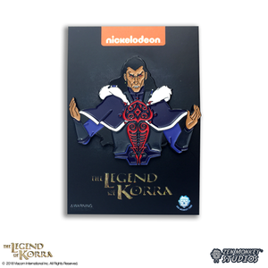 Unalaq - The Legend of Korra Pin