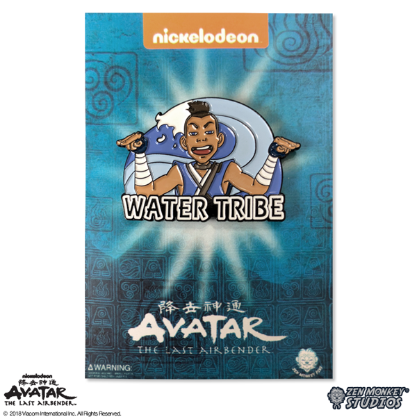 Water Tribe - Avatar: The Last Airbender Pin