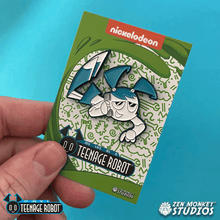 Load image into Gallery viewer, Life As A Teenage Robot Pin Bundle
