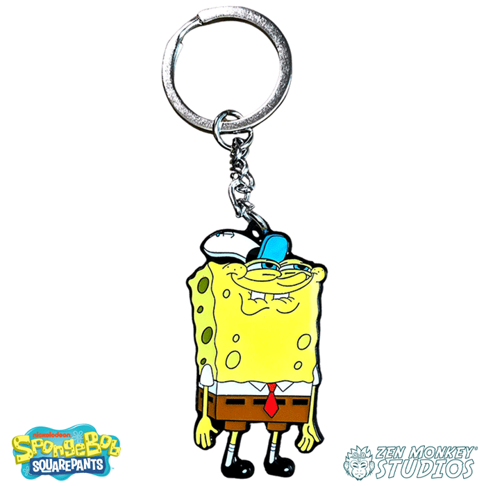 You Like Krabby Patties, Don't Ya? - Spongebob Squarepants Keychain