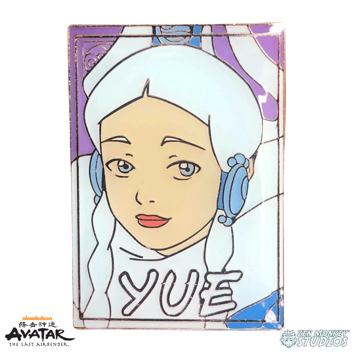 Pastel Yue - Avatar: The Last Airbender Pin