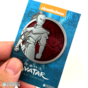 Airbender Portrait Series: Airbender Pin Combo (1st Set)