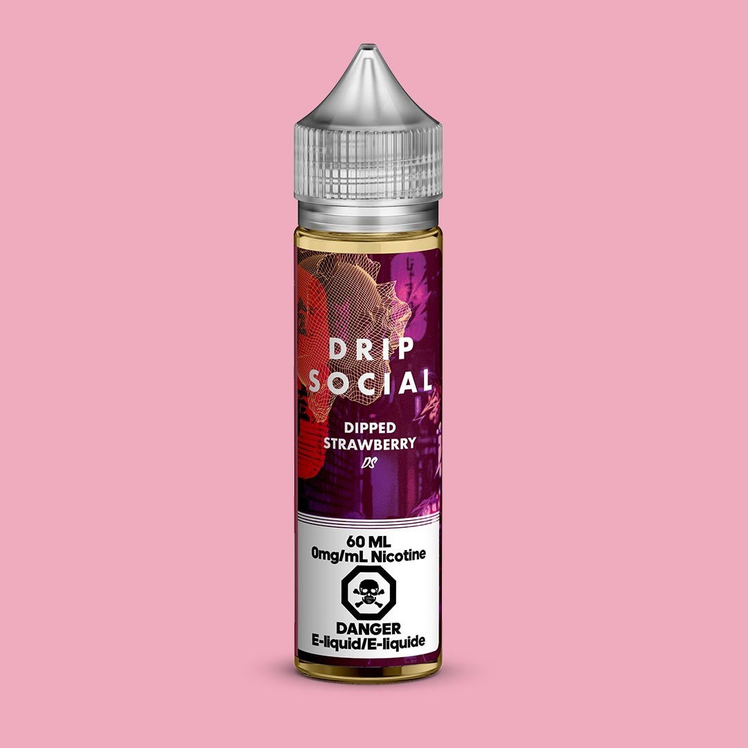 Drip Social - Dipped Strawberry