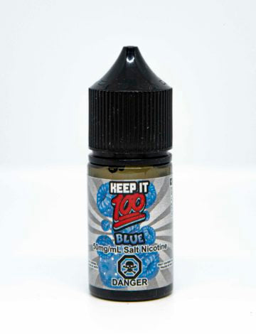 Keep It 100 - Salt Nic - Blue