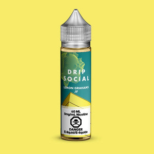 Drip Social - Lemon Grahams