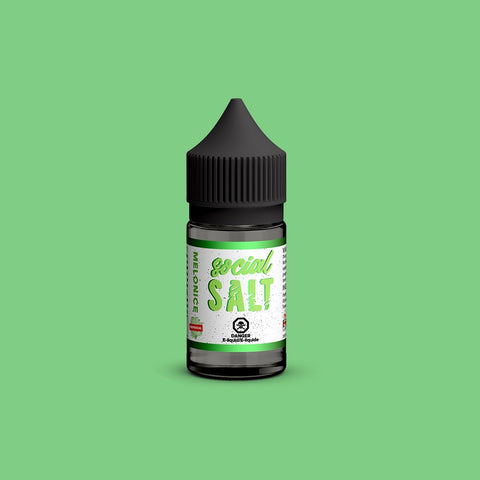 Drip Social - Salt Nic - Melon Ice