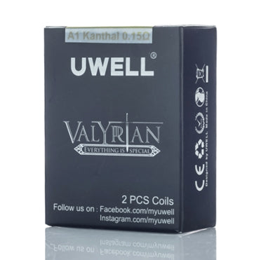 Uwell Valyrian Coil Pack Newmarket Toronto Ontario Canada Vapor Vapes