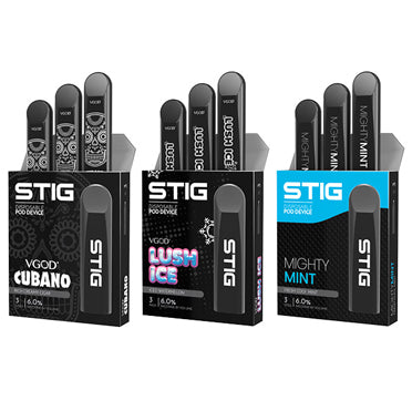 VGOD Stig - Disposable Device Newmarket Toronto GTA Ontario Canada Vapor Vapes