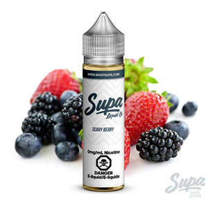 Supa Liquid Co - Scary Berry