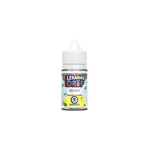 Lemon Drop - Salt Nic - Wild Berry Ice