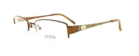 GUESS Eyeglasses GU 1676 Brown 51MM