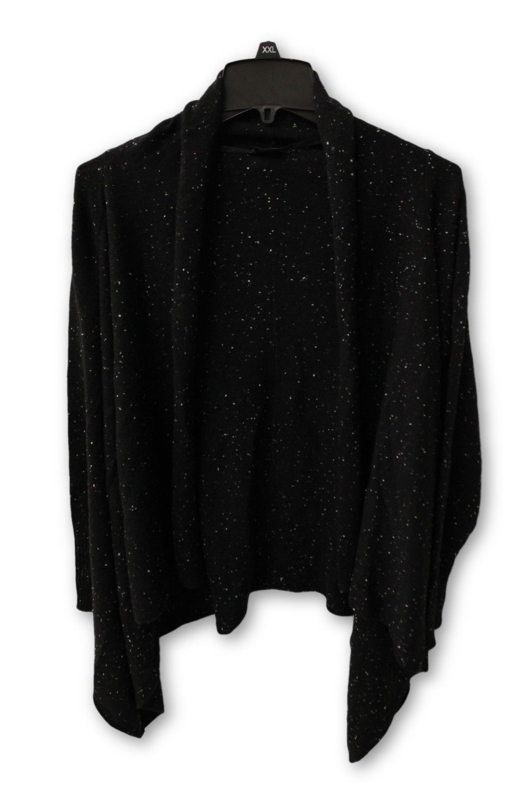 C by Bloomingdale's Women's Cashmere - Black Cardigan Sweater M NWT