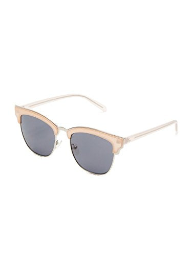 G by GUESS Women's Metal-Trimmed Cat Eye Sunglasses