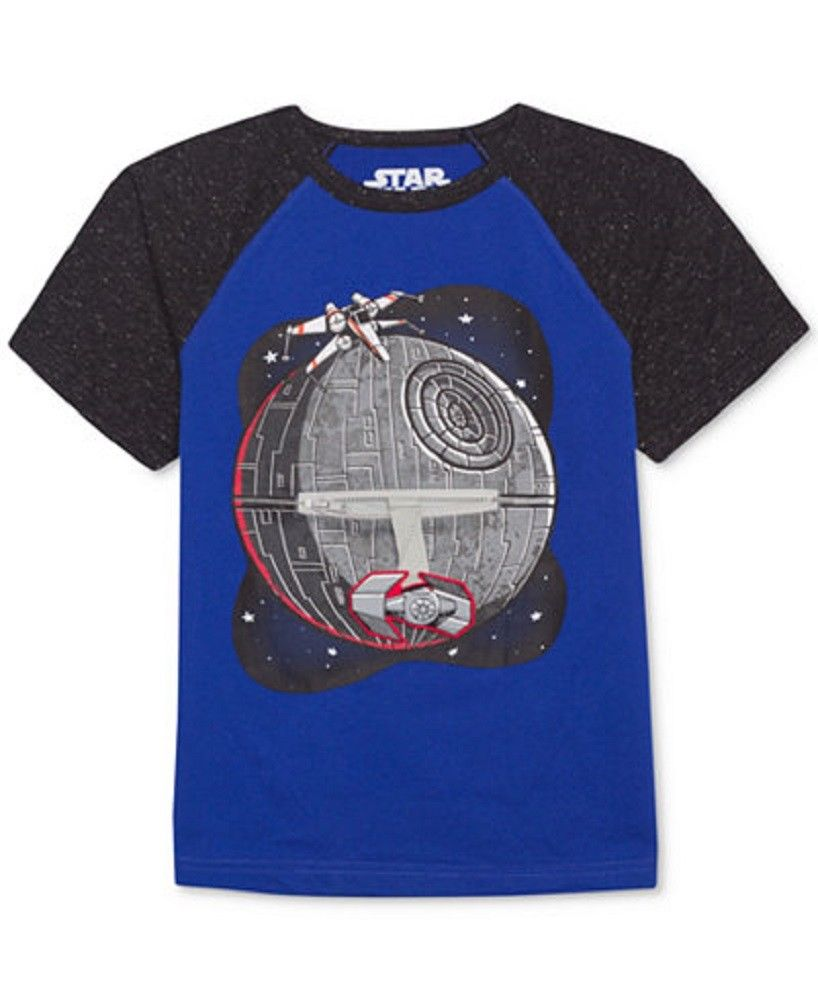 Star Wars Graphic-Print T-Shirt, Little Boys, NWT, $18
