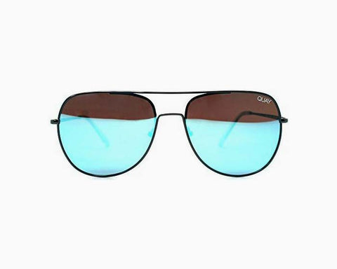 Quay Australia LIVING LARGE Men's Sunglasses Versatile Aviator