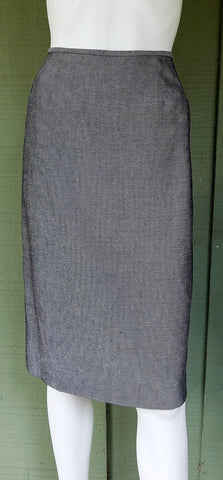 Le Suit Womens Gray Skirt, Size 22W (Missing suit, only skirt included) NWOT