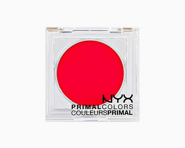 NYX Primal Colors Hot Red