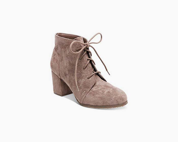Madden Girl Torch Block-Heel Booties