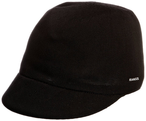 Kangol Women's Black Driver Hat