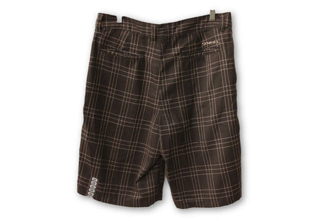 O'Neill Men's Brown Pattern Shorts Size 38 NWT