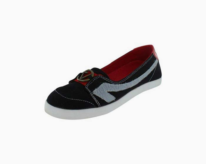 The Peoples Movement Women's Black Katie Flats, Size 7