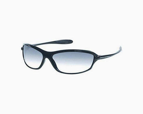 Harley-Davidson Mens Black Bleeds to Grey with Grey Lens Sunglasses HDS614BLK-3F