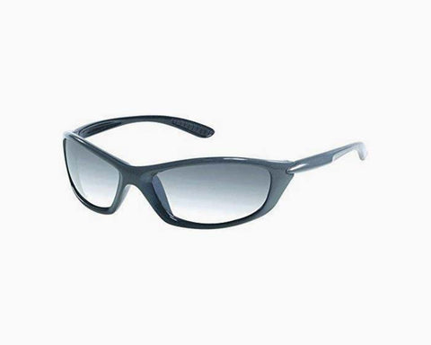 Harley-Davidson Men's Sun Lifestyle Grey w/Grey Lens Sunglasses HDS616GRY-3F