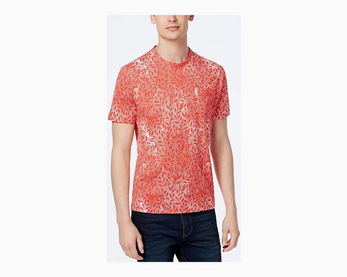 Ben Sherman Men's Tropical Print Tee, $49