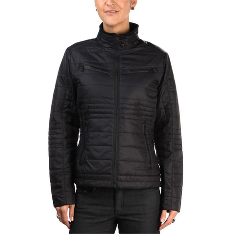 The North Face Women's Black Midori Moto Jacket, Size XS
