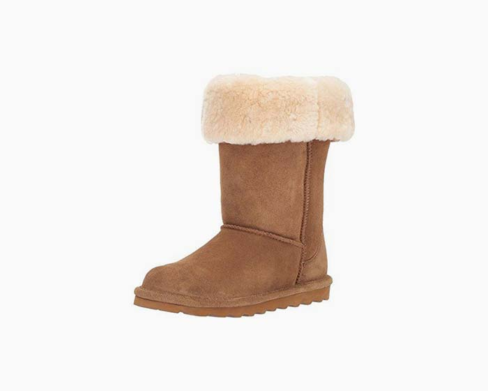 BEARPAW Women's Elle Tall Winter Boot