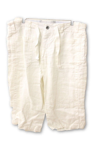 "JC Rags Men's White Shorts ""High Summer"" XXL NWT"
