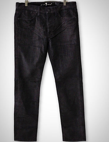 7 For All Mankind Men's Floyd Corduroy Jeans, Size 32x32
