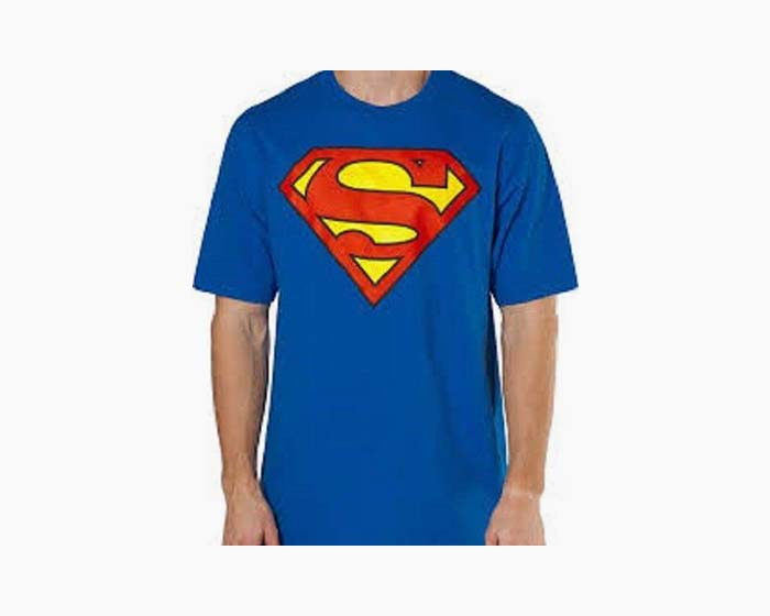 Genuine True Vintage Men's Superman Tee, XL, NWT, $32